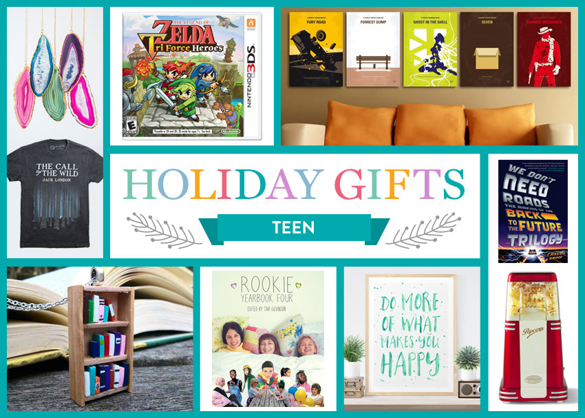 2015 Holiday Gift Guide: Teens | Brightly