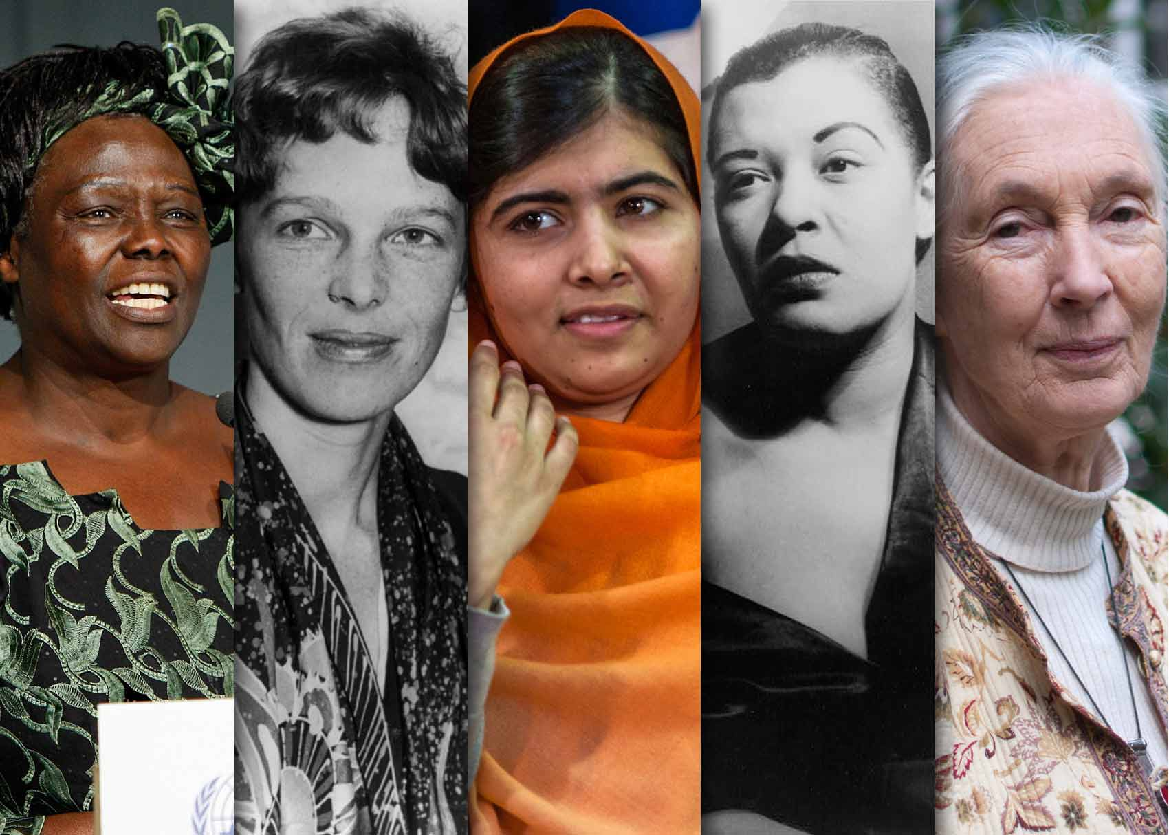 the change of women in history Who else defied tradition to change the world as they knew it women's history  scholar katherine jellison of ohio university shared four of her.