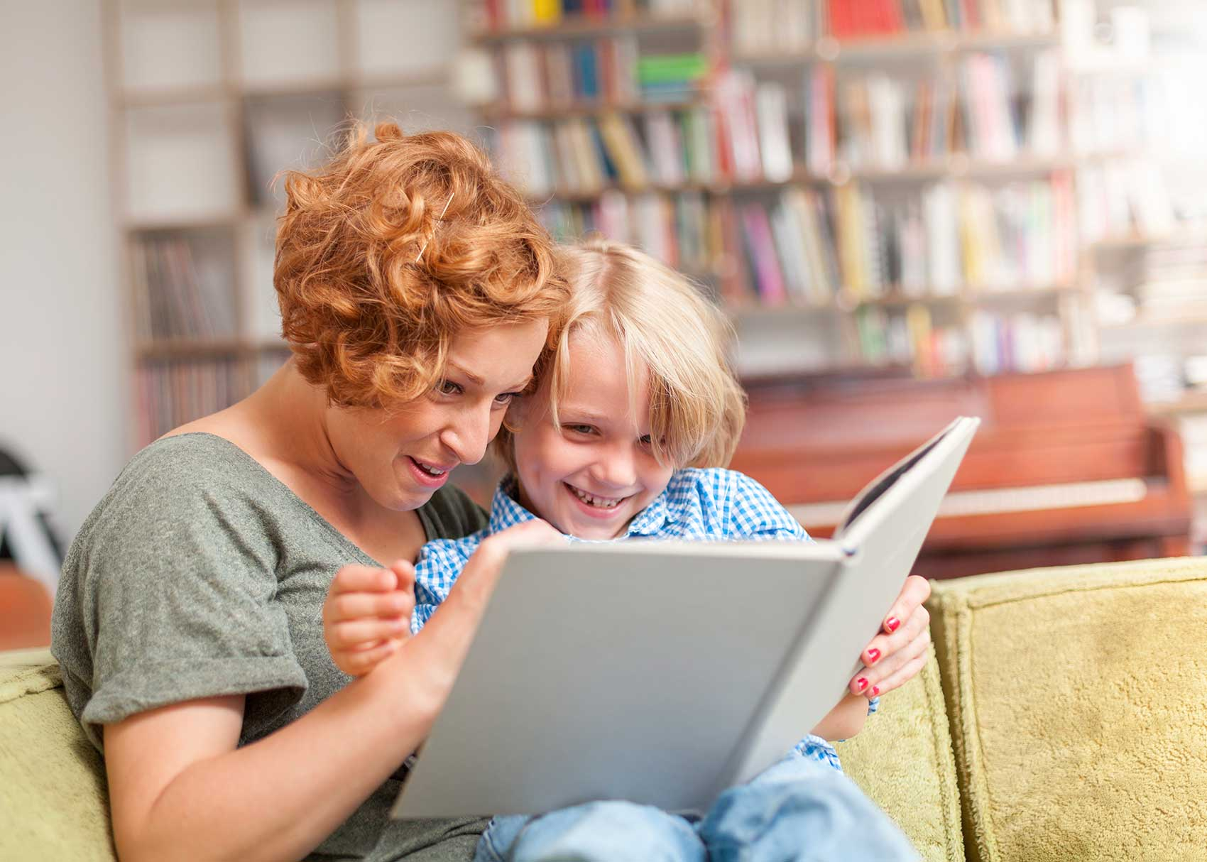How to Read Books Like a Mom | Brightly