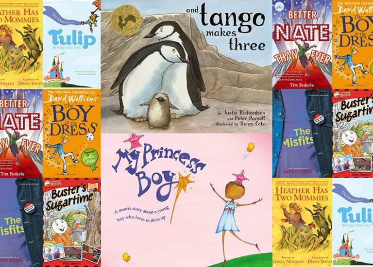 9 Great LGBTQ Books for Kids Thumbnail