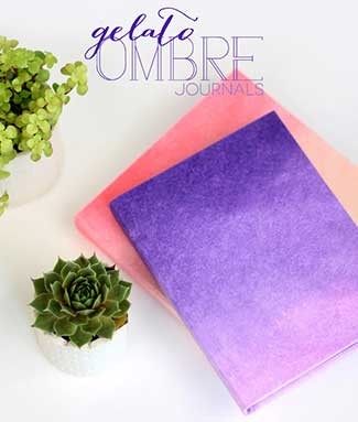 Ombre Book Covers