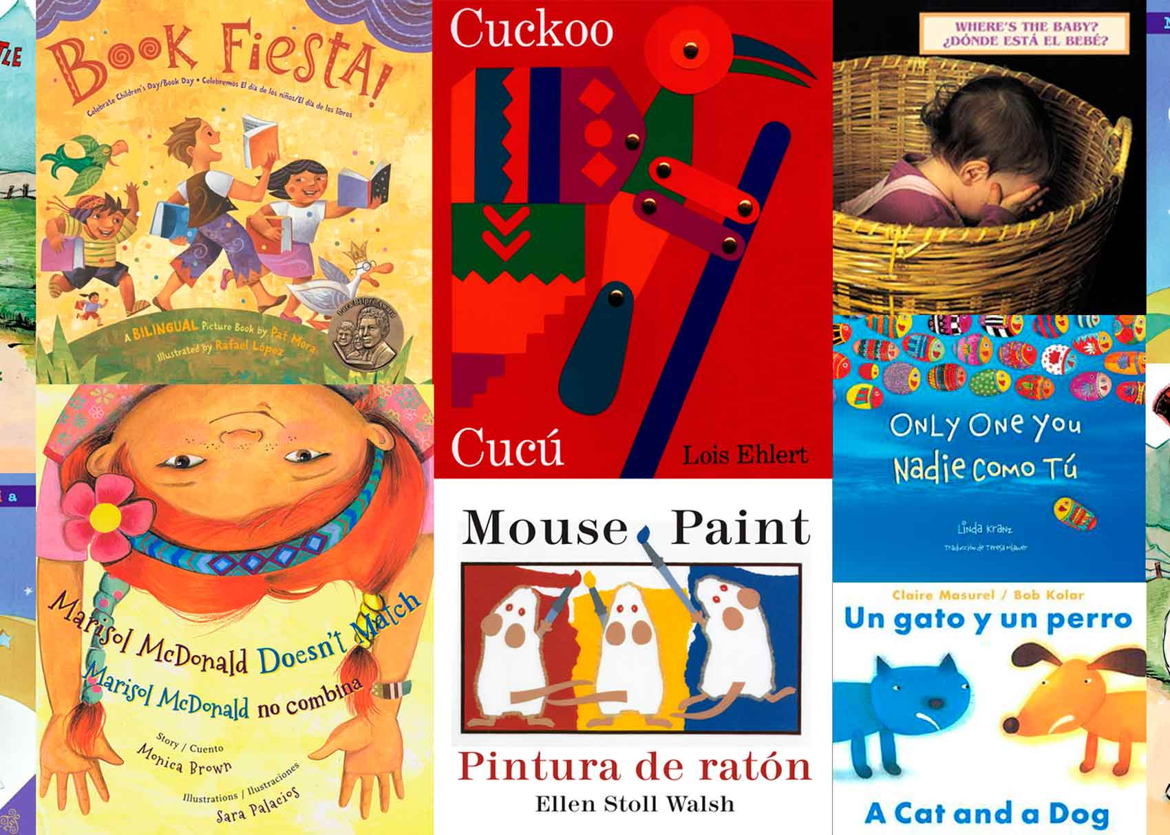 10 spanishenglish bilingual picture books brightly by melissa taylor kristyandbryce Image collections