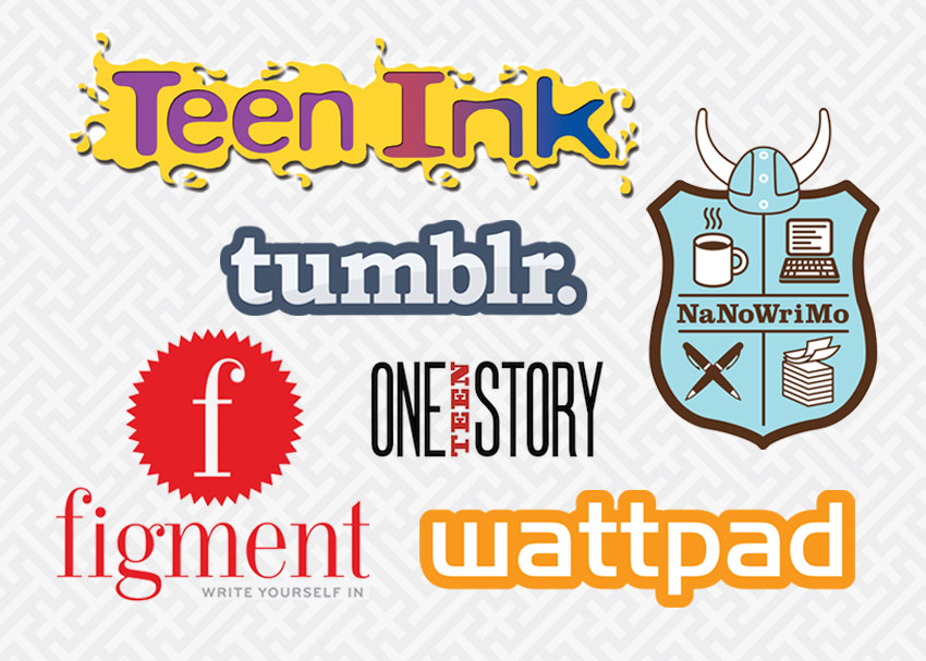 Teen Writing Sites 108