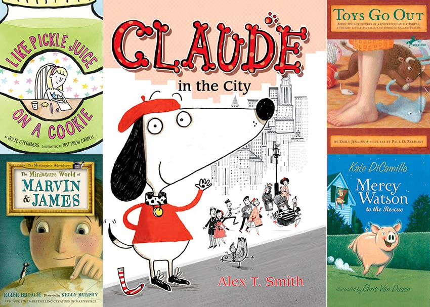 9 Superb Chapter Books for Second Graders Brightly