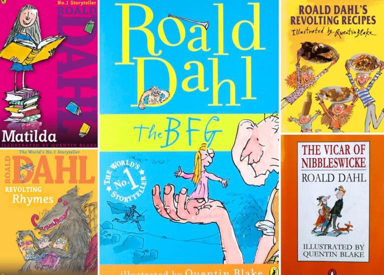A Roald Dahl Book for <br>Every Kind of Kid Thumbnail