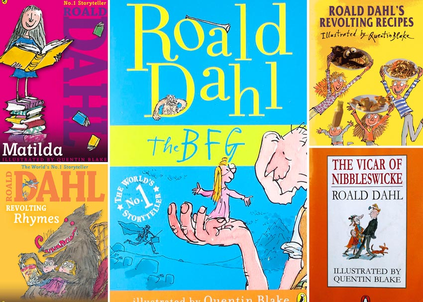 roald dahl essay titles What do those qualities say about roald dahl's opinions of children 3 why  could augustus, violet, veruca, and mike never win the chocolate factory 4.