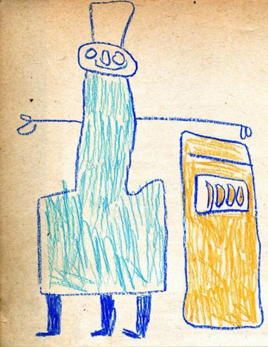 Childhood Sketch