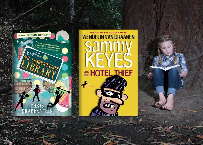 9 kid recommended mysteries for 4th and 5th graders brightly by kari ness riedel sciox Image collections