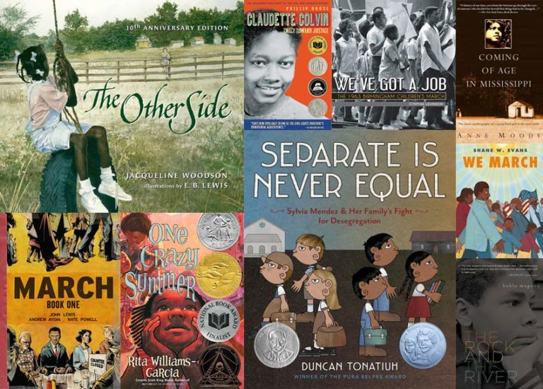Knowing Our History to Build a Brighter Future: Books to Help Kids Understand the Fight for Racial Equality Thumbnail