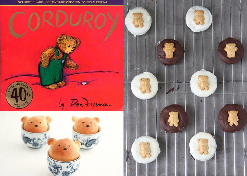 A Bear Y Sweet Corduroy Themed Birthday Party Brightly