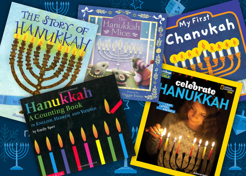 The Best Books About Hanukkah For Kids Childrens Books Brightly