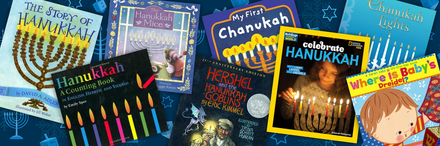 One for Each Night: <br>8 Picture Books for Hanukkah Thumbnail