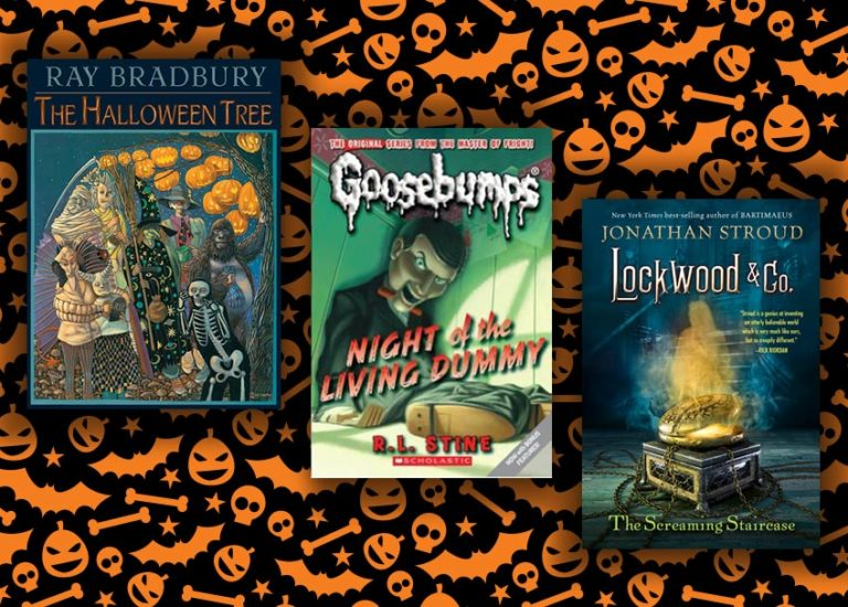 Spooky, Semi-Scary Books for Middle Grade Readers Thumbnail
