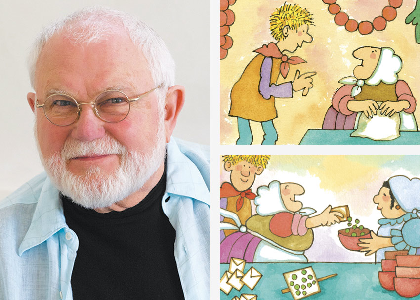 Meet The Illustrator Tomie Depaola Brightly