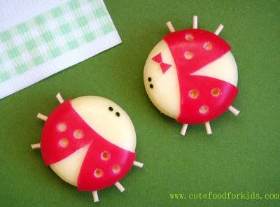 LadybugCheese