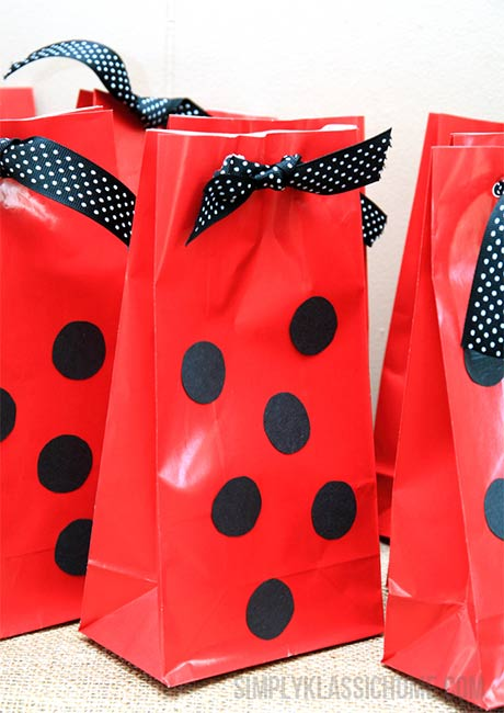 LadybugPartyGoodieBags