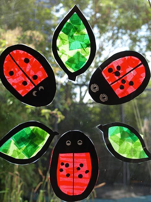 LadybugSuncatchers