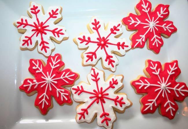 SnowflakeCookies