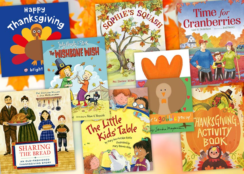 Great Thanksgiving Books And Activities For Kids Brightly