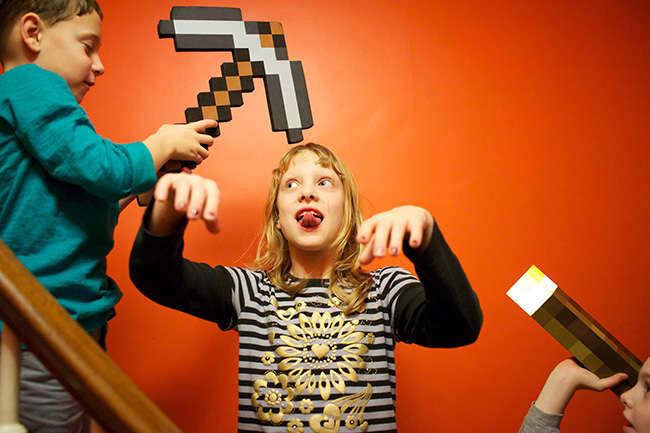 Books for Minecraft-Obsessed Kids (and Their Parents) | Brightly