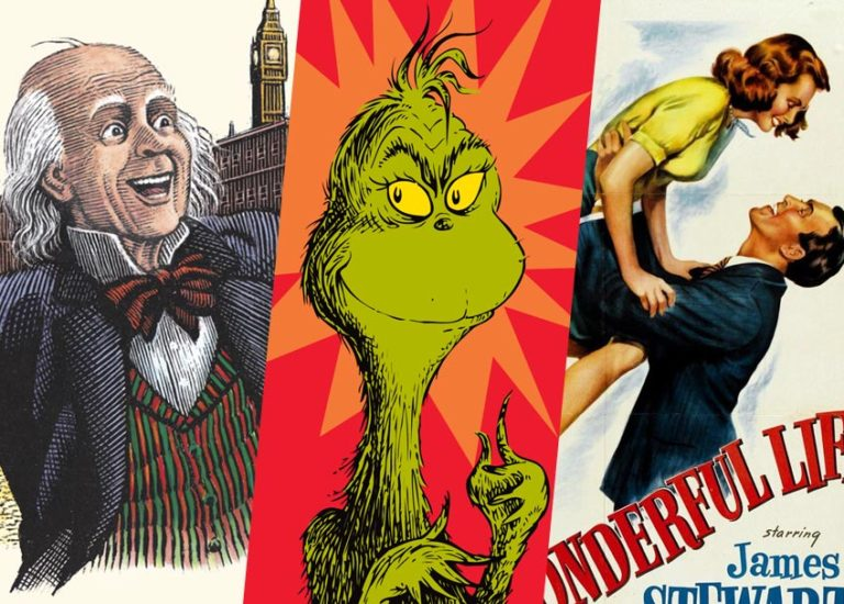 From Scrooge to the Grinch: Why We Love Christmas Curmudgeons Thumbnail