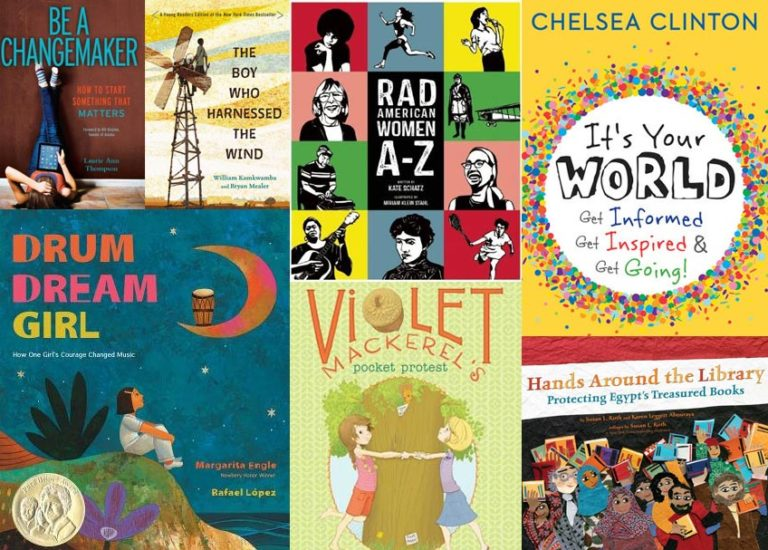 10 Books That Empower Kids to Stand Up and Speak Out Thumbnail