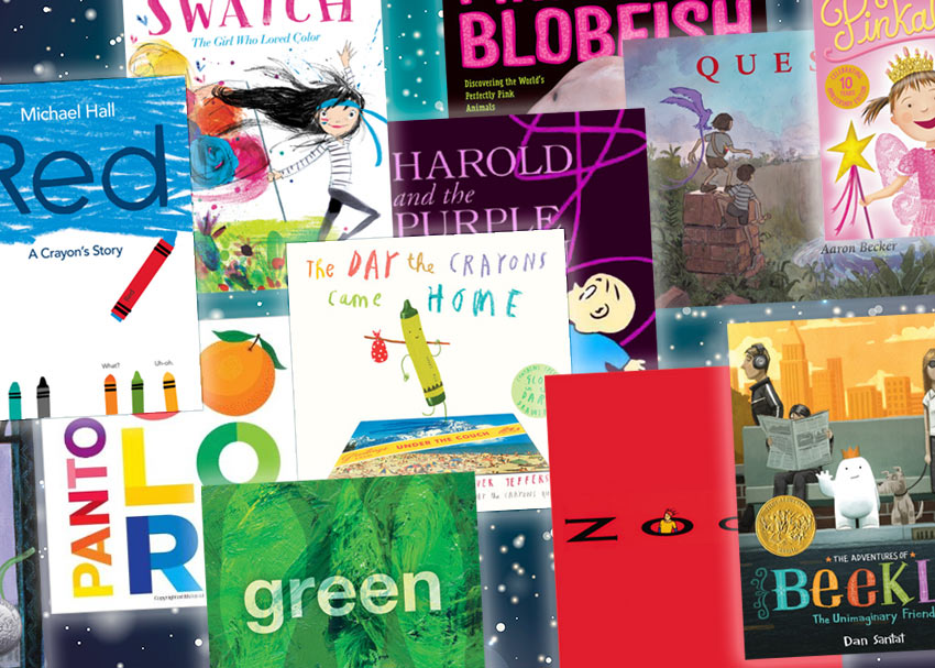 15 Colorful Books to Brighten Up the Dark Days of Winter | Brightly