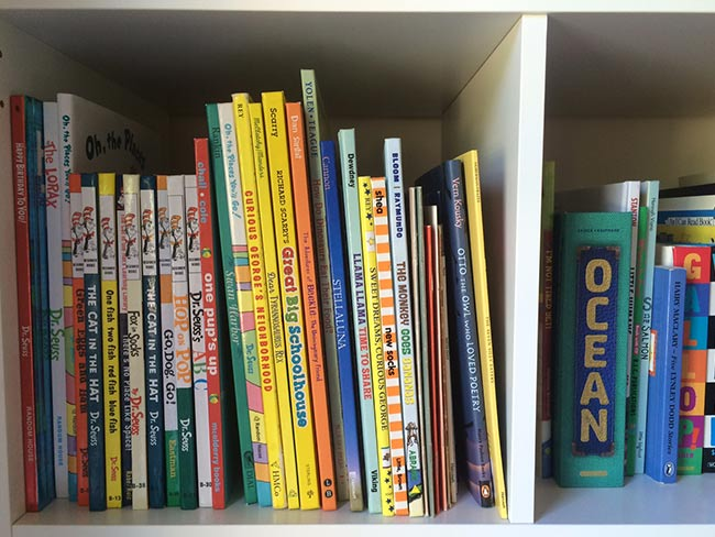 The Life Changing Magic Of Tidying Up My Kids Bookshelves