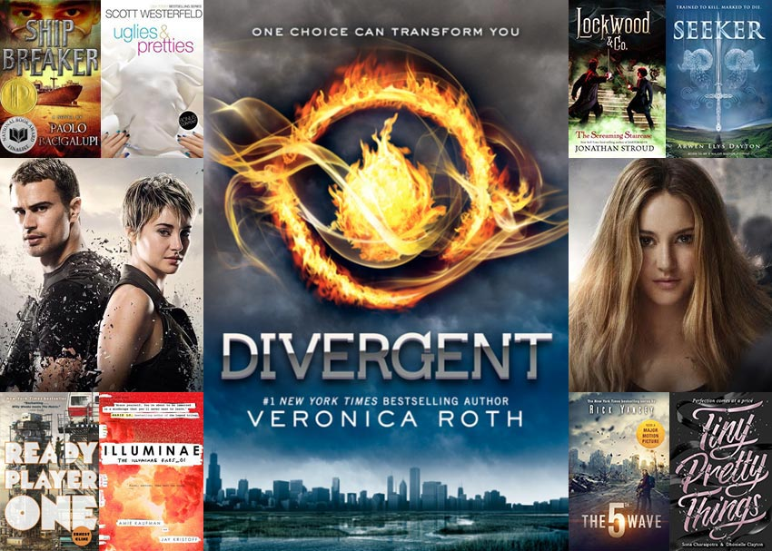 8 Book Recommendations For Divergent Fans
