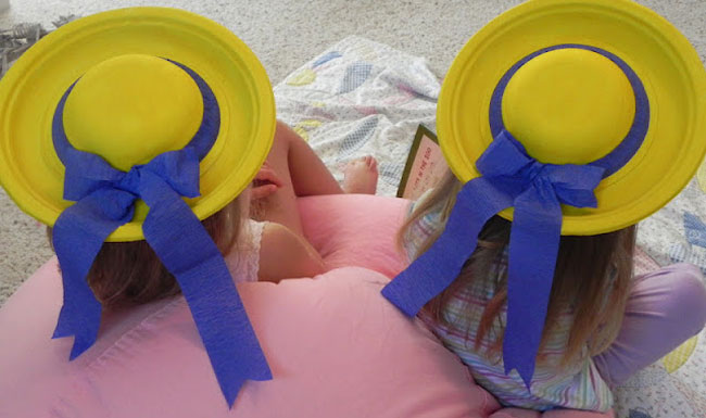 Crepe-Hats
