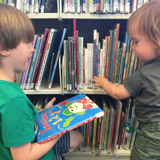 How-Libraries-Make-Me-Better-Parent