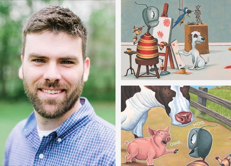 Meet the Illustrator: Adam F. Watkins Thumbnail