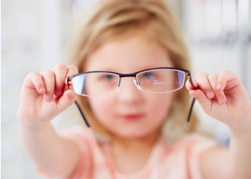 How to Get Your Kid to Love Their Glasses