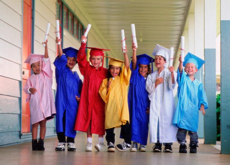 10 Great Gift Books for Kindergarten Graduates Thumbnail