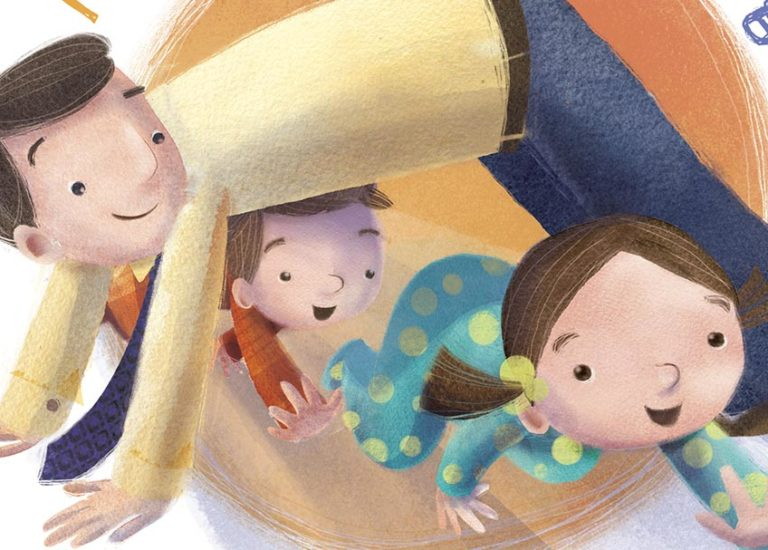 13 Sweet Picture Books That Celebrate Fatherhood Thumbnail