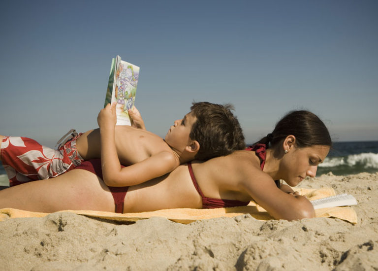 9 Children's Book Authors on the <br>Joys of Summer Reading Thumbnail