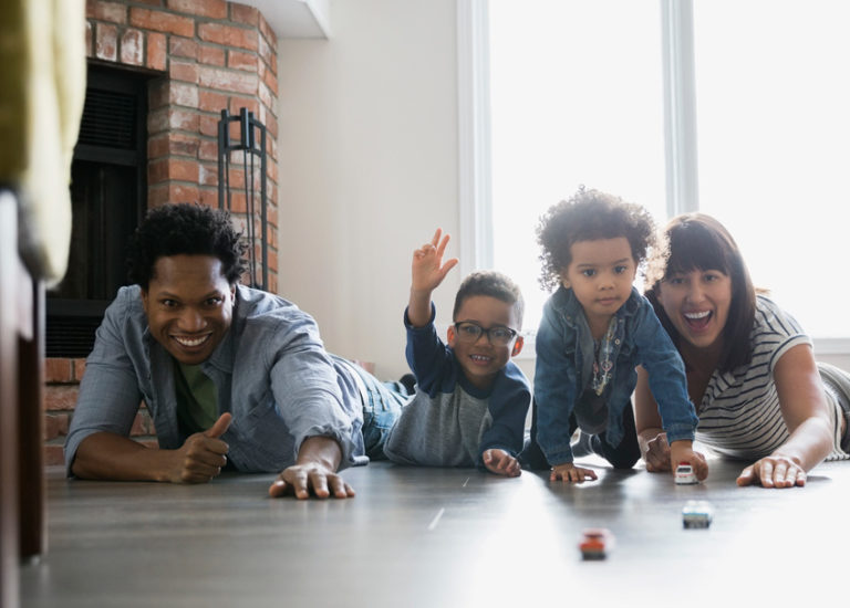 Easy ways to add fun to your family's everyday