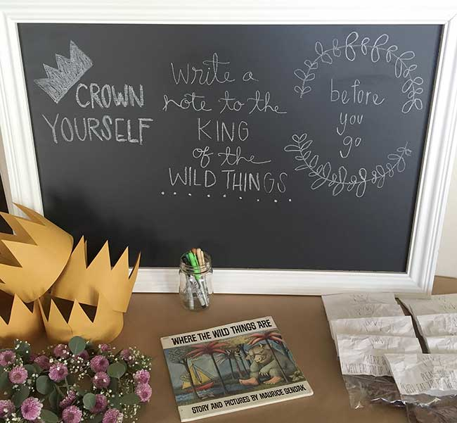 How To Throw A Where The Wild Things Are Birthday Party Brightly