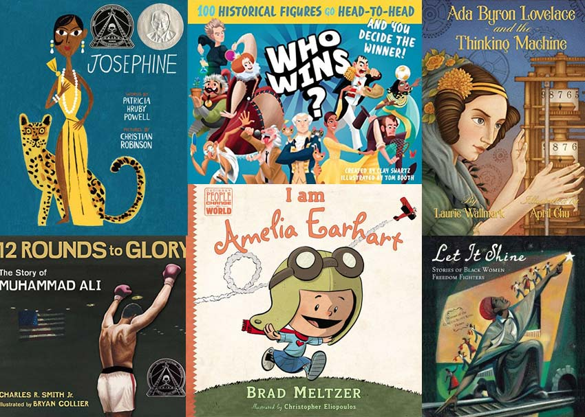 8 Kids' Books That Celebrate Diverse Historical Figures ...