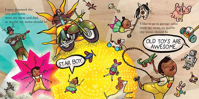 Sherman Alexie Talks Picture Books, Mirrors in Kids' Lit ...