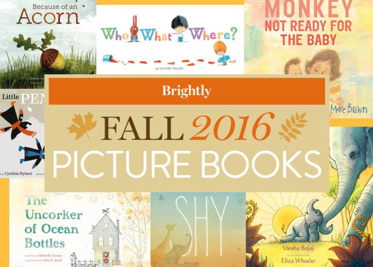 Fall 2016 Picture Books