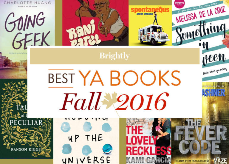 Fall 2016 YA Books