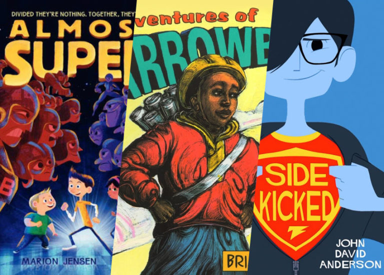 Kids' Book Superheroes