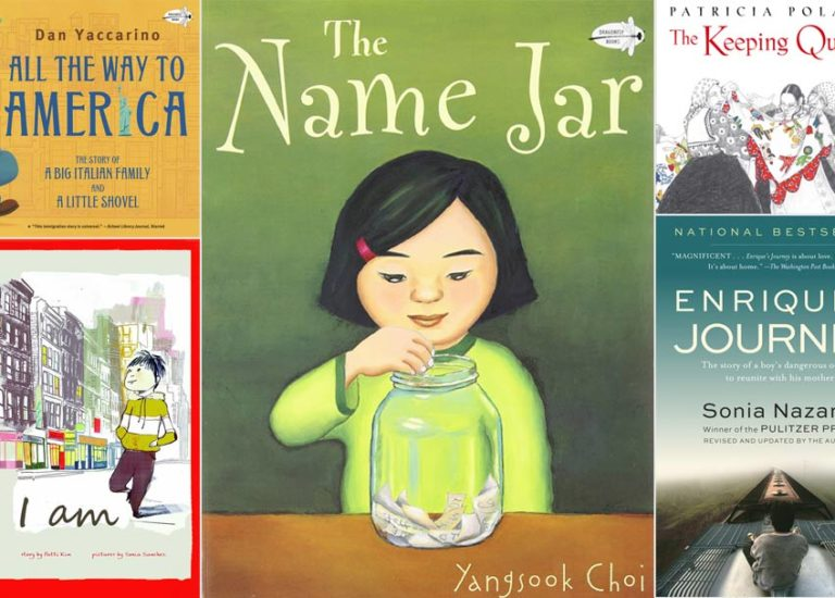 15 Books for Kids About the Immigrant Experience in America Thumbnail