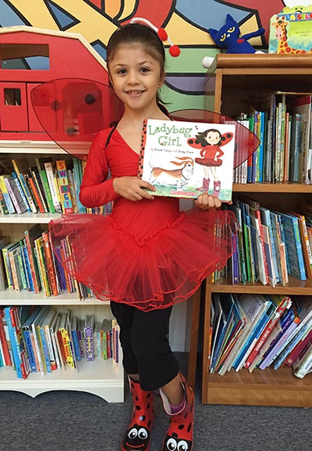 23 book inspired halloween costumes for kids and parents brightly step up your average ladybug costume by dressing up as lulu when lulu puts on her ladybug costume she becomes ladybug girl a superhero whose imagination solutioingenieria Images