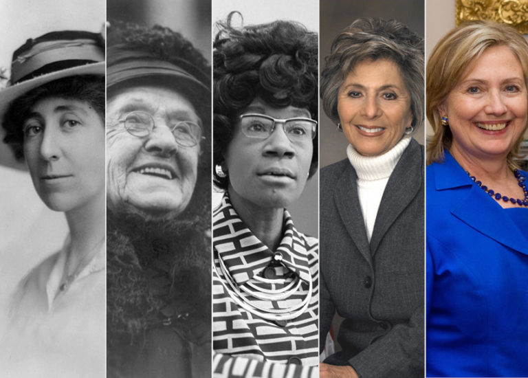 100 Years of Women in Congress — 12 Political Pioneers to Introduce <br>to Kids Thumbnail