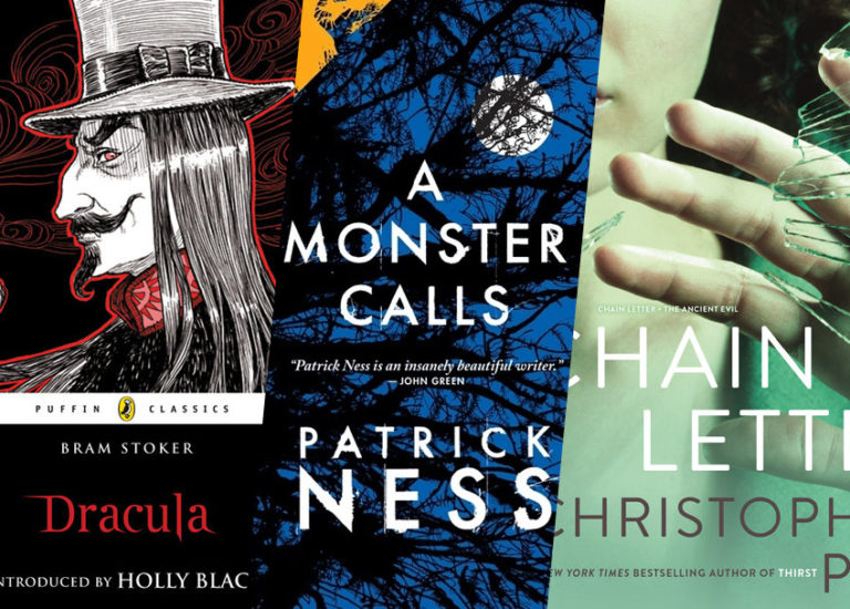 Surefire YA Scares: <br>13 of the Best Teen Horror Books Thumbnail