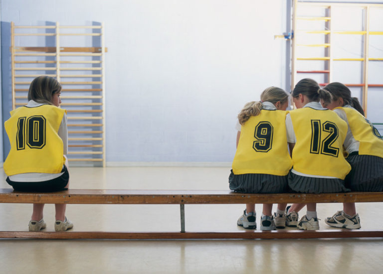 What to Do When Your Child Says They've Seen Bullying