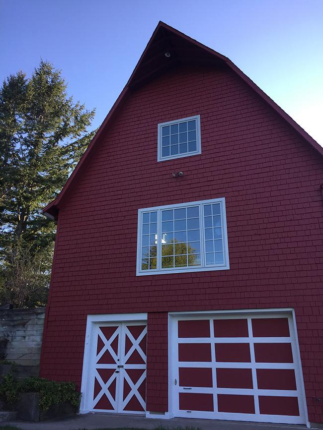 Erin E. Stead's Studio Is in a Barn