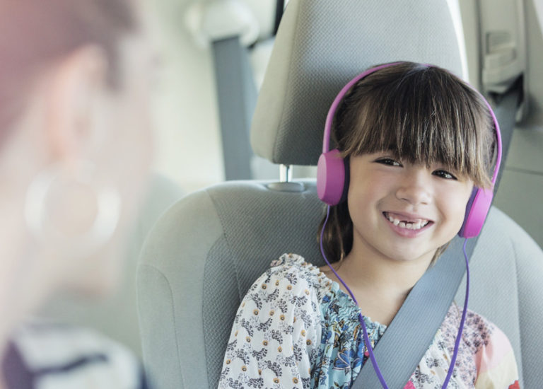 Audiobooks for Holiday Travel
